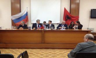 Vladimir Putin i vë sanksione Shqipërisë
