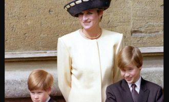 Princat William dhe Harry flasin për bisedën e fundit me nënën e tyre, Princeshën Diana