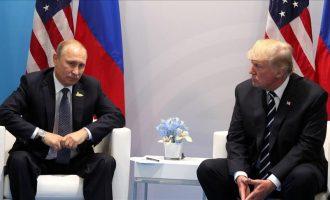 "Rusia mohon takimin ""sekret"" Putin-Trump"