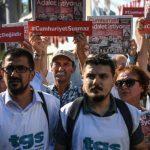 Procesi kundër gazetarëve, Hahn: Turqia, larg vlerave të BE