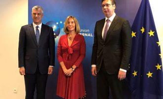 Vuçiq e lutë BE-në ta thotë qartë se çka pret nga Serbia për Kosovën
