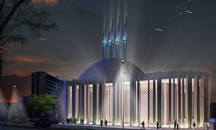Për një projekt bashkëkohor të shekullit 21 për xhaminë qendrore në Prishtinë