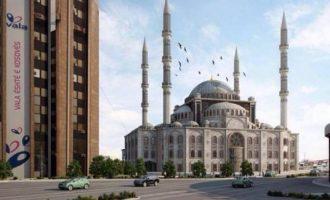 Komuna e Prishtinës sot diskuton për xhaminë e re