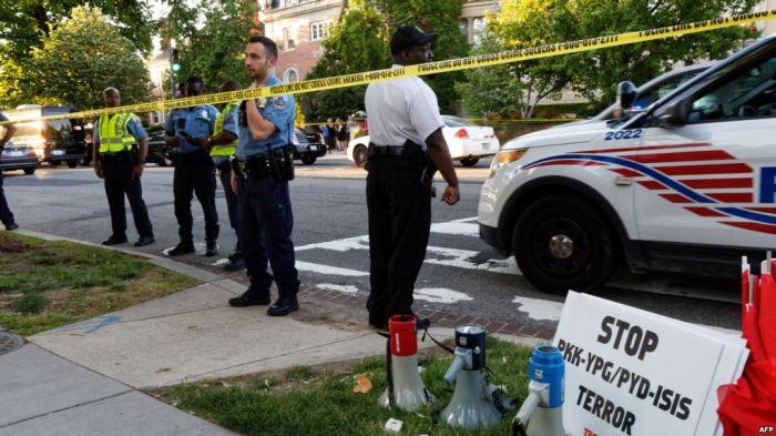Akuzohen 19 vetë për dhunën në Ambasadën e Turqisë