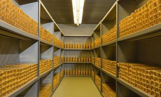 Vendet me rezervat më të mëdha të arit në botë