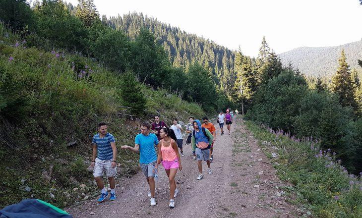 """""""Next Adventure Kosova""""- një mundësi e mirë për turizëm malor në territorin e Istogut dhe Pejës"""