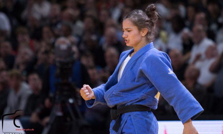 Majlinda nuk fiton asnjë medalje në Kampionatin Botëror