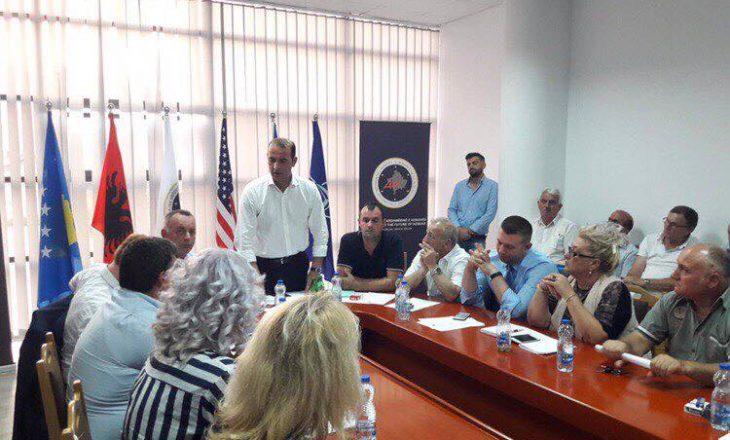 Daut Haradinaj tregon se kush është kandidati i AAK-së për kryetar të Deçanit