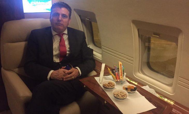 Djali i Agim Bahtirit i kërkon të atit të rikandidojë për kryetar të Mitrovicës