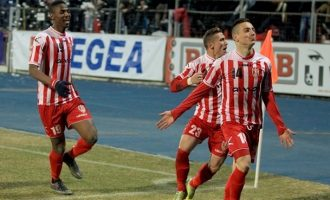 Skënderbeu hap të rëndësishëm drejt Europa League