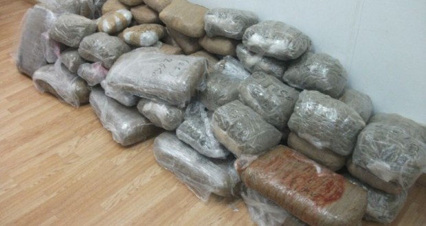 Në Greqi sekuestrohen 1.8 ton drogë nga Shqipëria