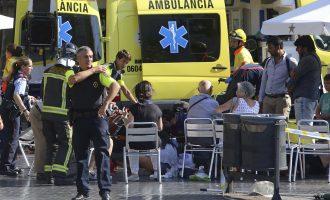 Së paku 13 të vrarë në sulmin terrorist në Barcelonë