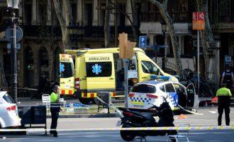 Furgoni përplas këmbësorët në Barcelonë, ka edhe të plagosur