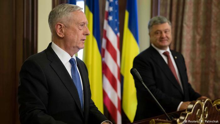 SHBA e sigurojnë Ukrainën për mbështetje