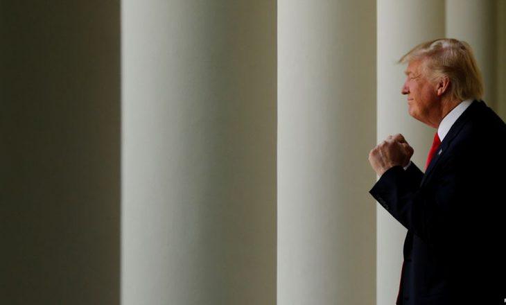 Trump nënshkruan sanksionet e reja kundër tri shteteve