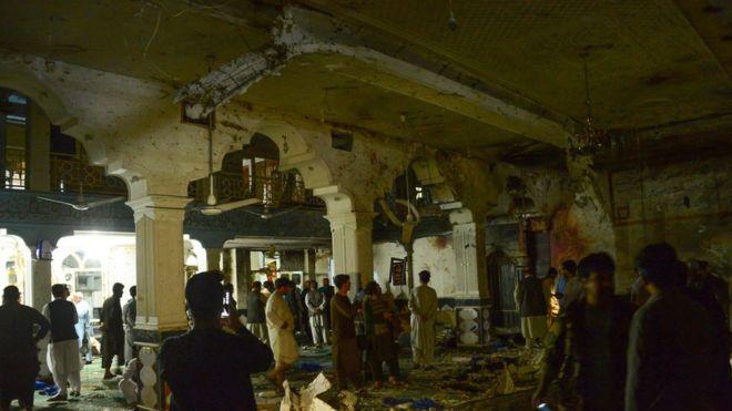 Sulmohet xhamia në Afganistan, dhjetëra viktima