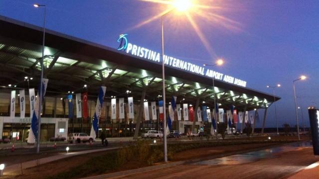 Arrestohet shtetasi i Shqipërisë në Aeroportin e Prishtinës