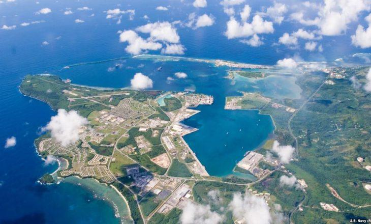 Koreja V. me plan të detajuar për sulm afër ishullit Guam, territor i ShBA-ve