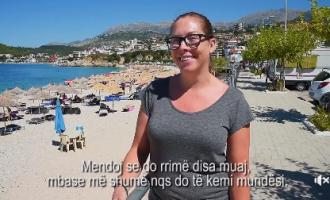 Çifti anglez të mahnitur me Shqipërinë: Vendi më i sigurt në Evropë