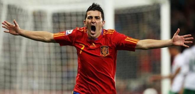 Spanja rikthen David Villan pas 3 vjetësh