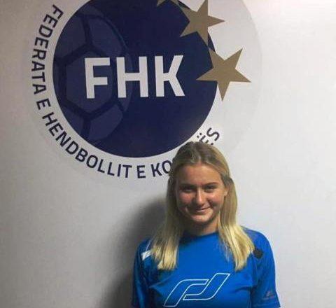 Edhe një hendbolliste nga diaspora i bashkohet Kosovës