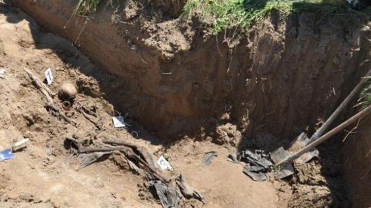 Në Gllarevë gjenden mbetje mortore që dyshohen të jenë nga lufta e fundit