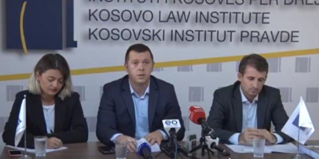 IKD propozon krijimin e një prokurorie që do të udhëhiqej nga ndërkombëtarët