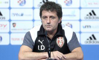 Trajneri i Skënderbeut paralajmëron Dinamo Zagrebin për ndeshjen kthyese