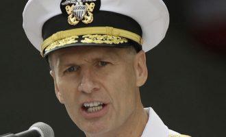 Shkarkohet komandanti i Flotës së Shtatë amerikane
