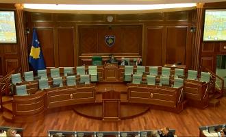 Kuvendi njofton për vazhdimin e seancës