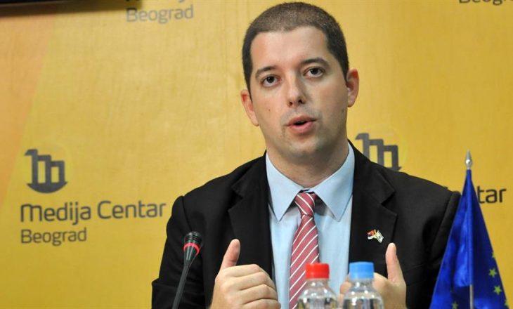 Gjuriq i pakënaqur me arrestimin e serbëve dhe rusëve nga Policia e Kosovës