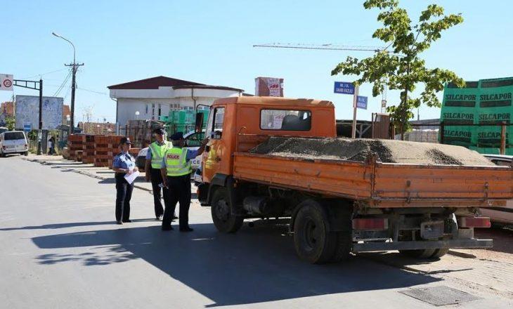 """Policia zotohet për """"zero tolerancë"""" ndaj kundërvajtësve në trafik"""