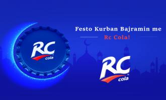 Festo Kurban Bajramin me Rc Cola!
