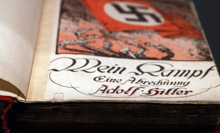"""""""Mein Kampf"""", shpërndajeni nëpër shkolla dhe stadiume"""