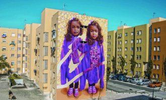 Murale që do të dukeshin bukur në çdo qytet