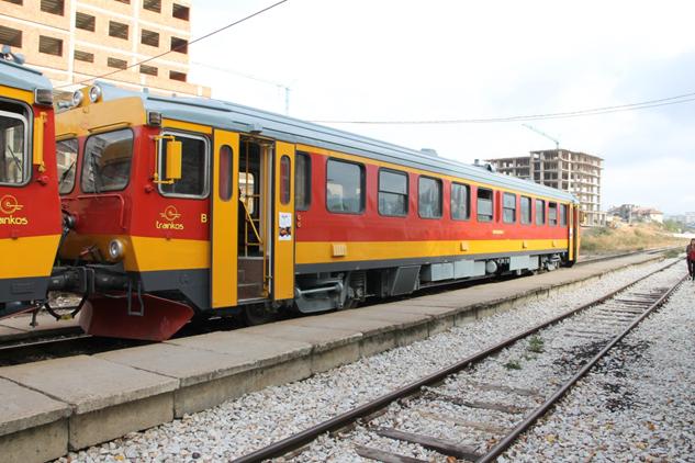"""INFRAKOS fajëson institucionet shtetërore për """"kolapsin"""" hekurudhor"""