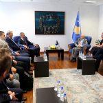 Presidenti i UEFA-s zotohet për përkrahje të futbollit kosovar