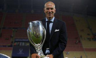 Rekordi mbresëlënës i Zidane –një titull çdo 12 ndeshje