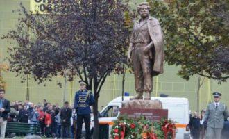Peticion për vendosjen e shtatores së heroit Adem Jashari në Prishtinë