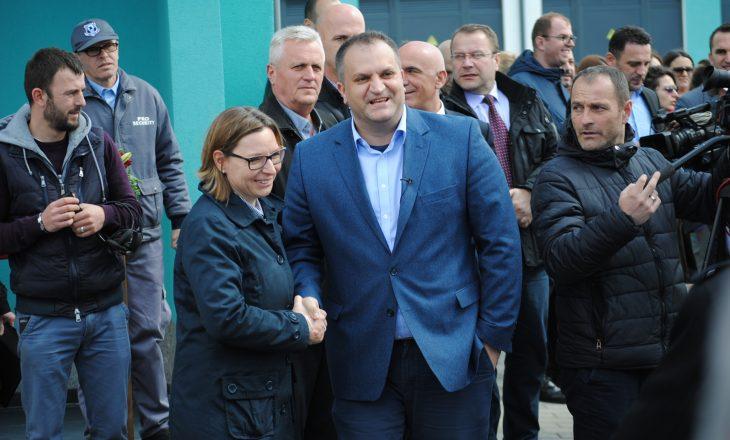 Shpend Ahmeti flet për borxhin e Komunës ndaj Ujësjellësit