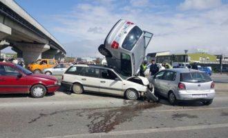 Brenda 24 orëve kanë ndodhur 41 aksidente me 14 të lënduar
