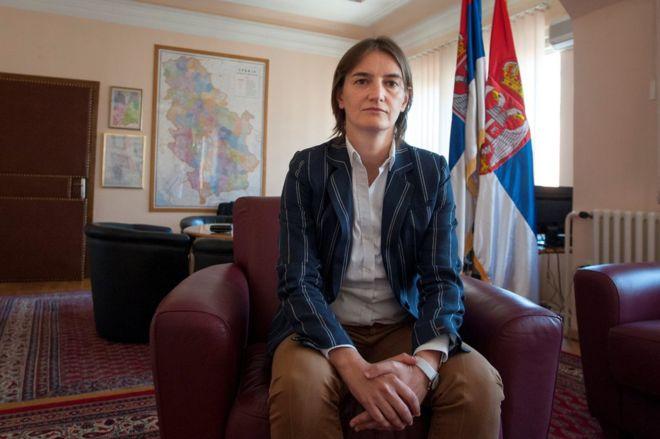Kryeministrja e Serbisë komenton duelin Skënderbeu – Partizani