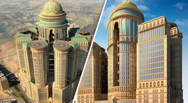 Bin Ladenët po ndërtojnë superhotel në Mekë
