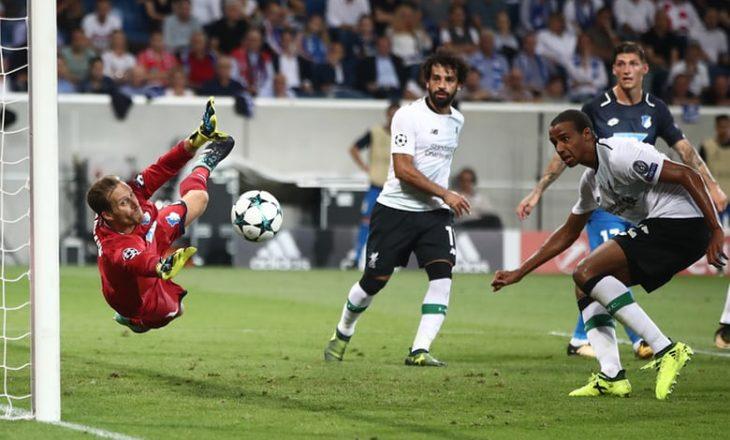 """Liverpooli nuk gabon në Gjermani – një hap larg """"Champions""""-it"""