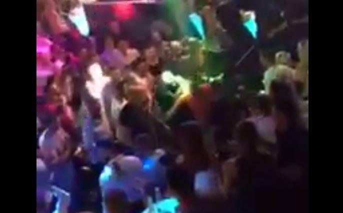 """Aksioni i policisë në """"Zone Club"""" dhe arrestimi i dy pronarëve [video]"""