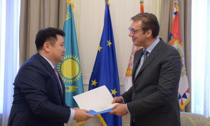 Serbia falënderon edhe Kazakistanin për mosnjohje të Kosovës