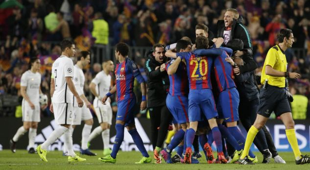 Barcelona motivohet me një video për ndeshjen e sotme