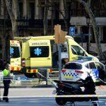 Shqiptarja që filmoi ndalimin e të dyshuarve në sulmin në Barcelonë