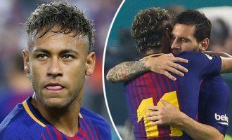 Barcelona, faleminderit për të gjitha – lamtumira emocionuese e Neymar