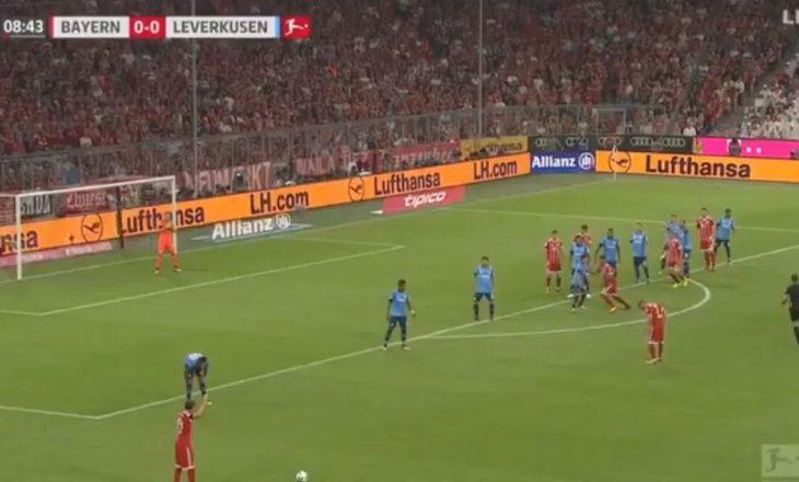 Transferimi i ri i Bayernit realizon në debutim [video]